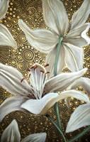 Lilies On Parade Fine Art Print