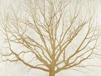 Golden Tree Fine Art Print