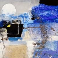 Moonlight (detail) Fine Art Print