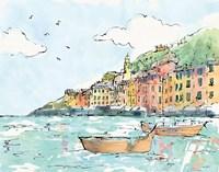 Portofino I Fine Art Print
