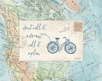 Travel Posts I Fine Art Print