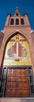 Cathedral of St. Peter the Apostle, Jackson, Mississippi Fine Art Print