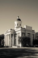 Mississippi, Canton, Madison County Courthouse Fine Art Print