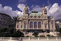 Monte Carlo Casino, Monaco Fine Art Print