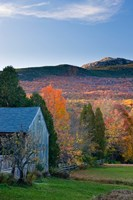 Mt Monadnock, Jaffrey, New Hampshire Fine Art Print