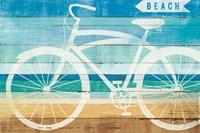 Beachscape Cruiser II Fine Art Print