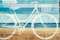 Beachscape Cruiser I Fine Art Print
