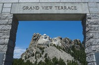 Mount Rushmore, South Dakota Fine Art Print