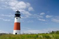 Sankaty lighthouse, Nantucket Fine Art Print