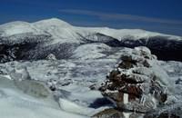 Appalachian Trail in Winter, White Mountains' Presidential Range, New Hampshire Fine Art Print