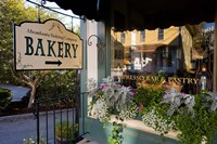 Bakery at Mill Falls Marketplace in Meredith, New Hampshire Fine Art Print
