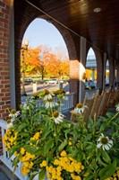Hanover Inn, Dartmouth College Green, Hanover, New Hampshire Fine Art Print