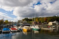 Sunapee Harbor, Lake Sunapee, New Hampshire Fine Art Print