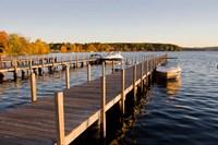 Lake Winnipesauke, Wolfeboro, New Hampshire Fine Art Print