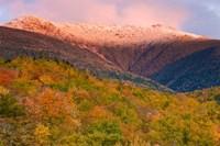 Autumn, Mt Lafayette, New Hampshire Fine Art Print