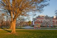Education, University of New Hampshire Fine Art Print