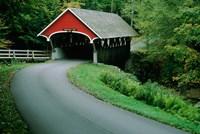 New Hampshire, White Mountains, Franconia Notch Fine Art Print
