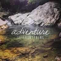 Adventure Is Fine Art Print