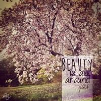 Beauty Is Fine Art Print