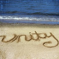 Unity In The Sand Fine Art Print