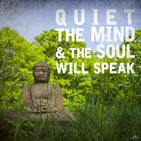 Quiet the Mind Fine Art Print