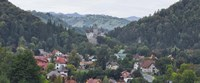 Bran Castle, Bran, Brasov County, Transylvania, Romania Fine Art Print