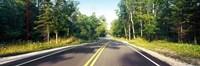 Route 42, Gills Rock, Wisconsin Fine Art Print