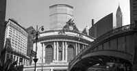 Grand Central Station, Madison Avenue, New York Fine Art Print