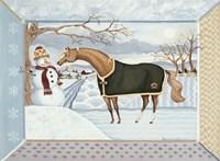 Winter Magic- January Fine Art Print