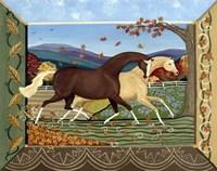 Exuberance- October Fine Art Print