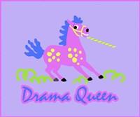 Drama Queen Fine Art Print