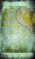 My Heart Belongs To You Fine Art Print