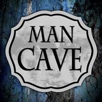 Man Cave 1 Fine Art Print