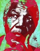 Nelsson Mandela Fine Art Print