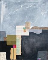 Block Abstract I v2 Fine Art Print