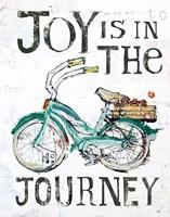 Joy is in the Journey Fine Art Print