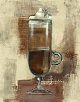 Cafe Classico IV Neutral Framed Print
