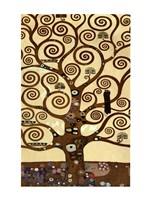 Tree of Life (detail), 1909 by Gustav Klimt, 1909 - various sizes