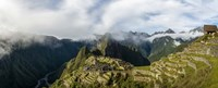 ruins at Machu Picchu, Peru Fine Art Print