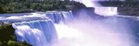 Niagara Falls, Niagara River, New York Fine Art Print