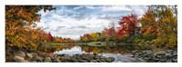 Northeast Creek Panorama Fine Art Print