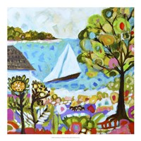 Nautical Whimsy V Fine Art Print