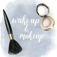 Let's Makeup II Framed Print