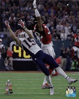 Chris Hogan Super Bowl LI Fine Art Print