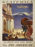 See South America II Framed Print