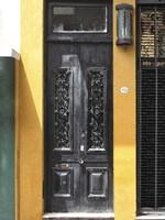 Doors Abroad II Framed Print