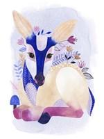 Enchanting Forester IV Framed Print