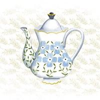 Sweet Teapot I Framed Print