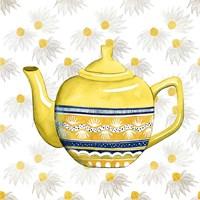 Sweet Teapot V Framed Print