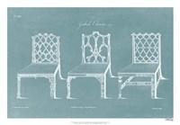 Design for a Chair II Fine Art Print